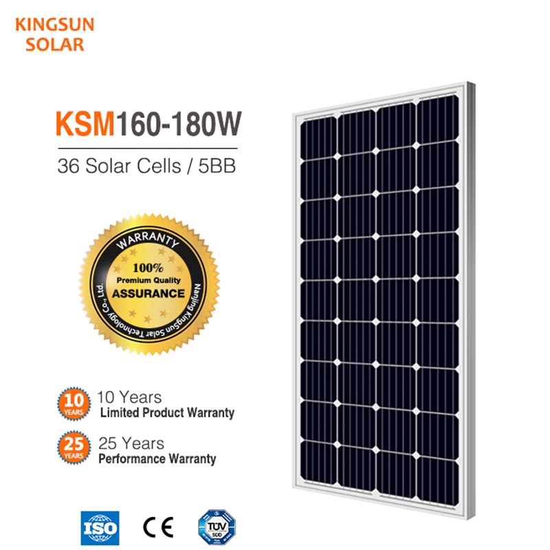 Best mono solar panels factory for Power generation-1