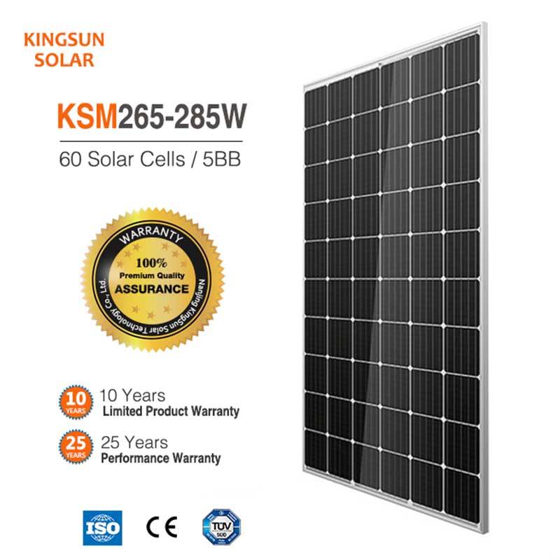 Best mono silicon solar panels factory for Environmental protection-2
