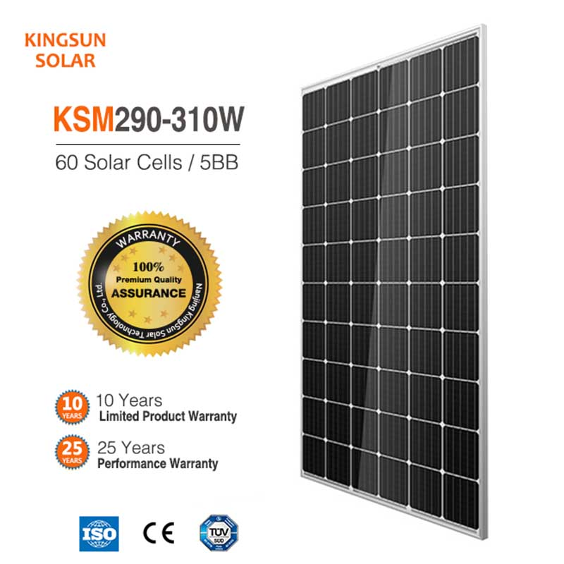 KSUNSOLAR commercial solar panels Suppliers for Power generation-2