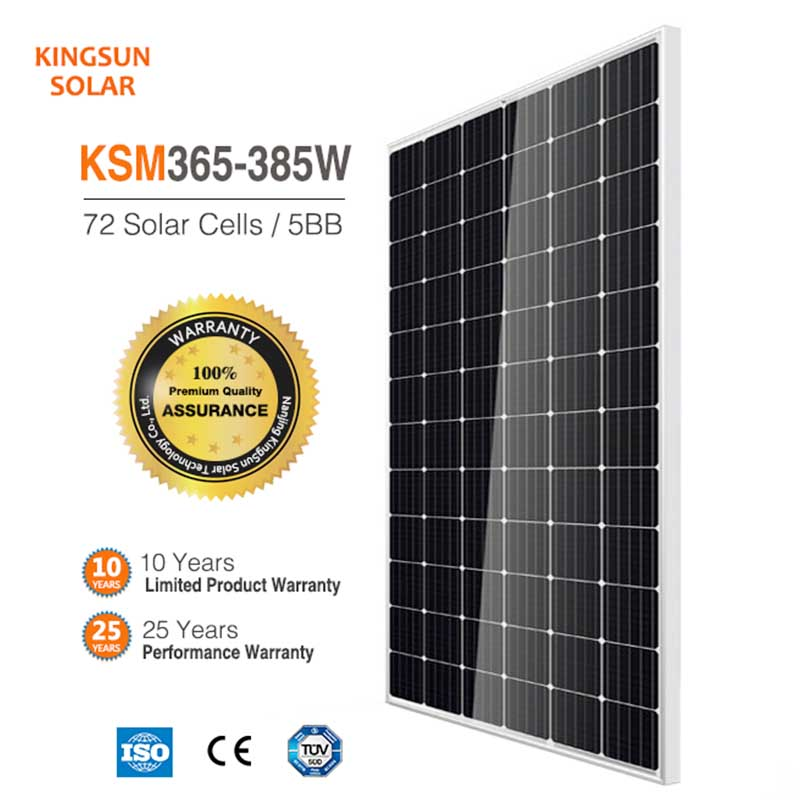 KSUNSOLAR Custom solar power module manufacturers for powered by-2