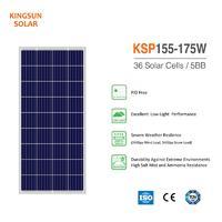 155W-175W Polycrystalline Silicon Solar Panel / Module