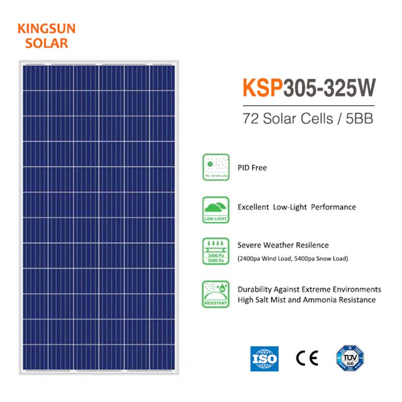 KSUNSOLAR New multi-solar panel factory for Power generation-1