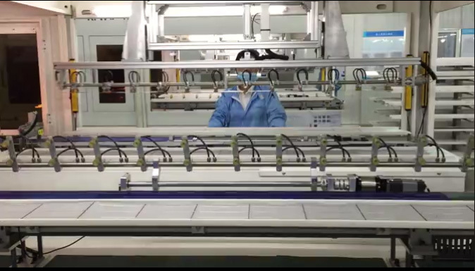 KSUN Solar Solar products's  Produce Process