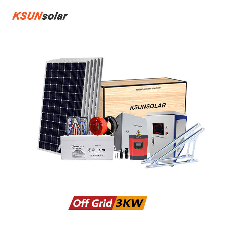 KSUNSOLAR best off grid solar panels company for powered by-1