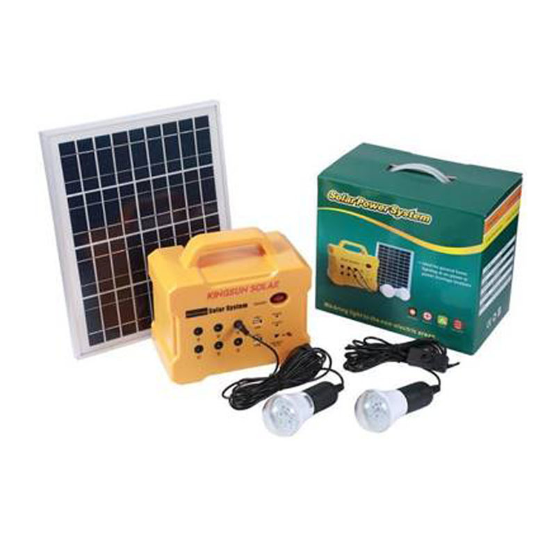 Specification of Solar Power System power supply