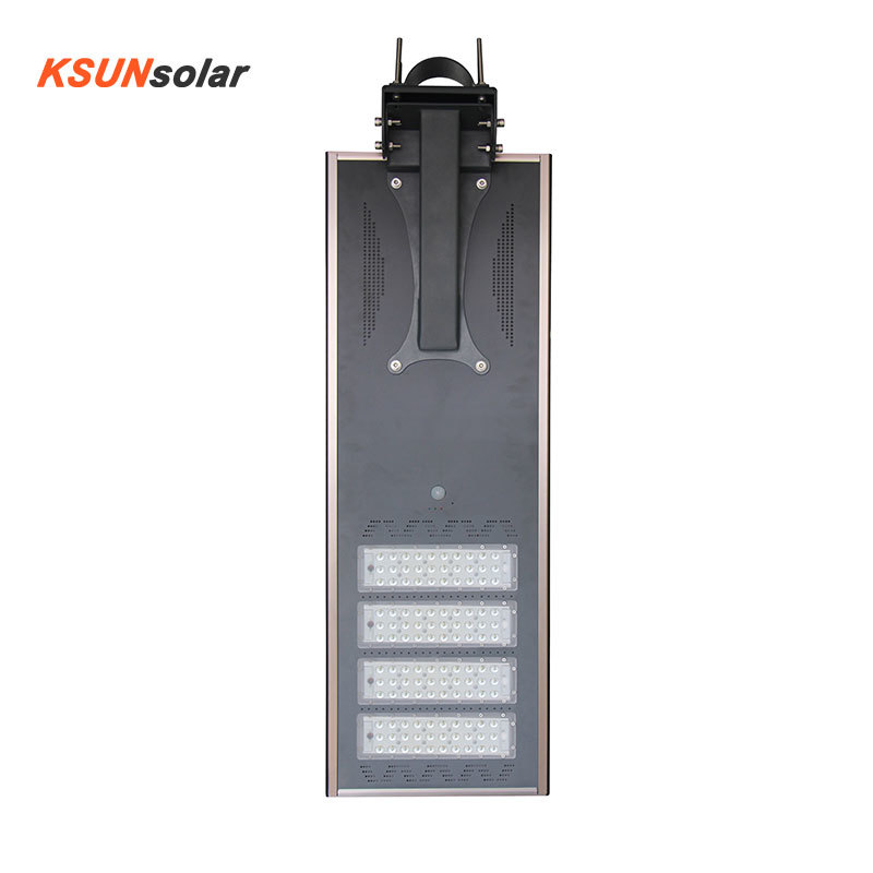 80W All in on Solar Street Light Solar AIO Street Light