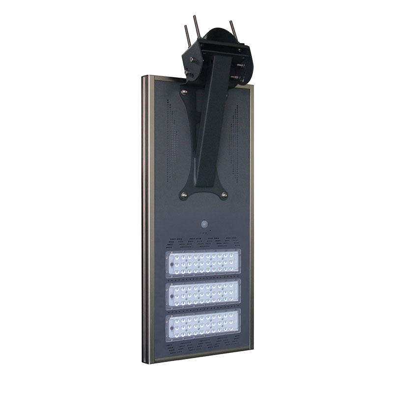 50W KSUNsolar Integrated LED Street Light Solar AIO Street Light
