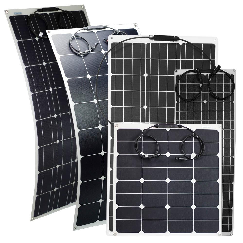 KSUNSOLAR Best flexible solar panel company for Environmental protection-1