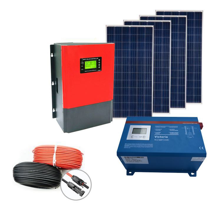 6KW Off-Grid Solar Power System Kit off grid systems