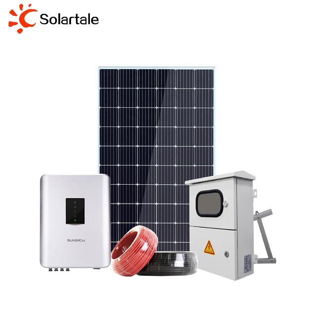 New off grid solar power kits Supply for Energy saving-1