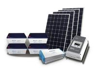 KSUNsolar 1260W Residient Solar Power Kits