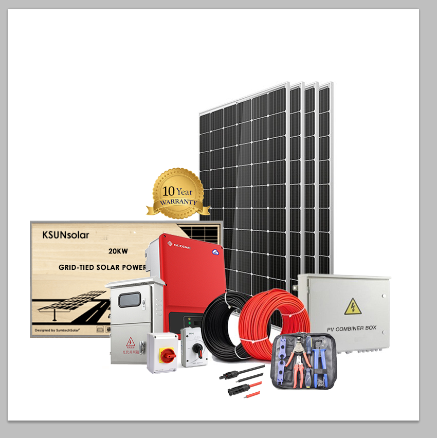 Top residential solar systems manufacturers for powered by-1