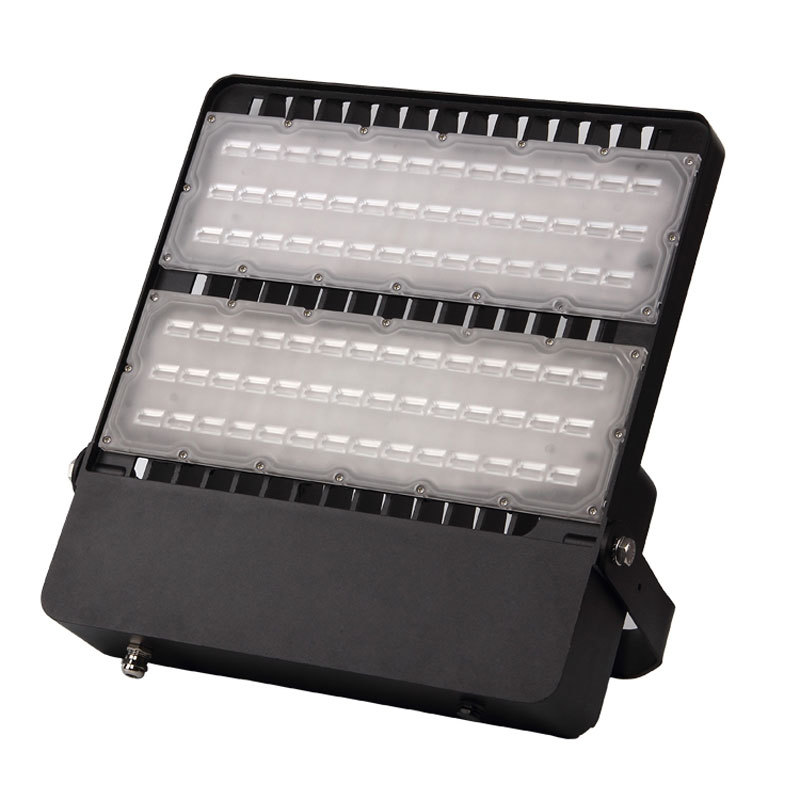 Anti-salt LED solar powered garden Flood Light 100W 150W 200W