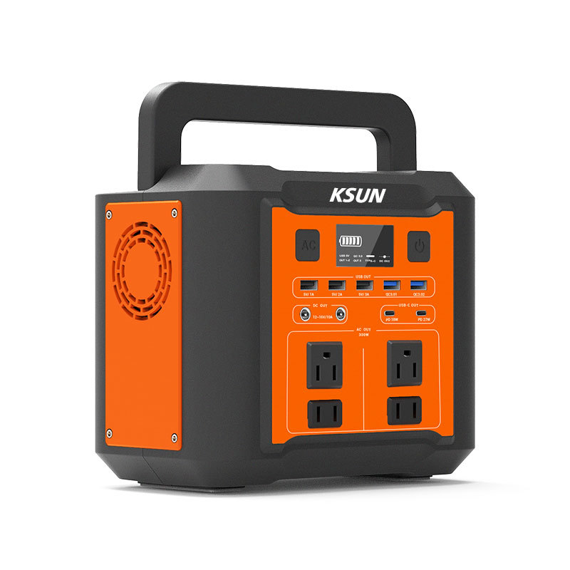 296Wh  Portable Power  Supply  / Station / Generator AC / DC output series