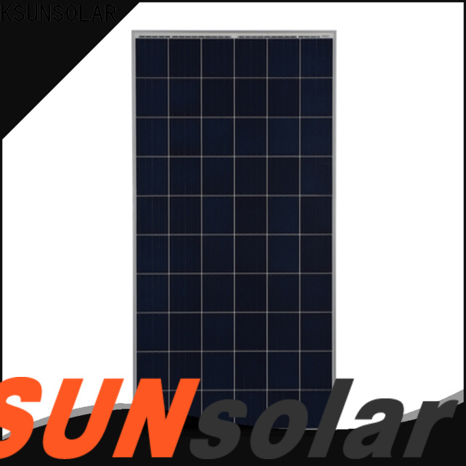 KSUNSOLAR New poly panel manufacturers manufacturers for powered by
