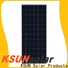 KSUNSOLAR Top polycrystalline solar panels for sale Suppliers for Environmental protection