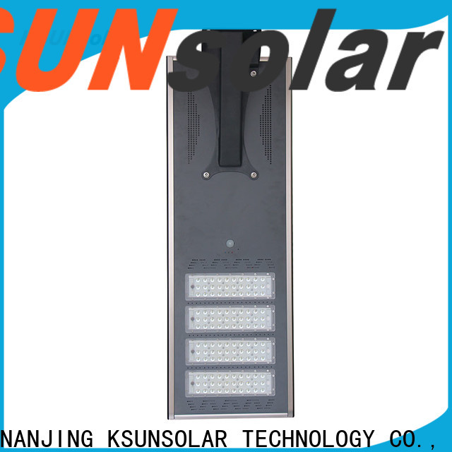 Top solar street light system Suppliers for Power generation