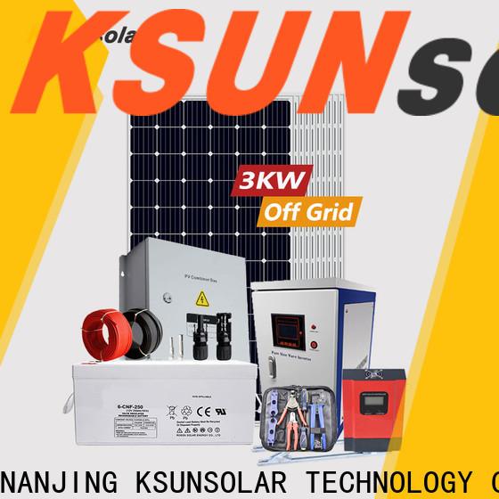 Custom best off grid solar panels for Environmental protection