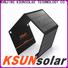 KSUNSOLAR Wholesale best foldable solar panel for business for Environmental protection