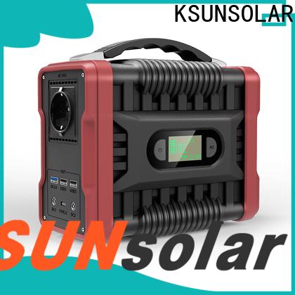 KSUNSOLAR portable power station for sale Suppliers for Energy saving