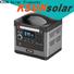 KSUNSOLAR Wholesale portable power station solar power generator portable solar power system portable solar power generator portable solar power bank factory for Energy saving