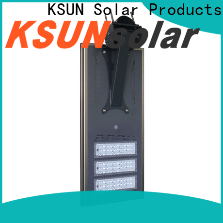KSUNSOLAR solar street light benefits for business for Energy saving