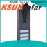KSUNSOLAR solar street light benefits for business for Energy saving