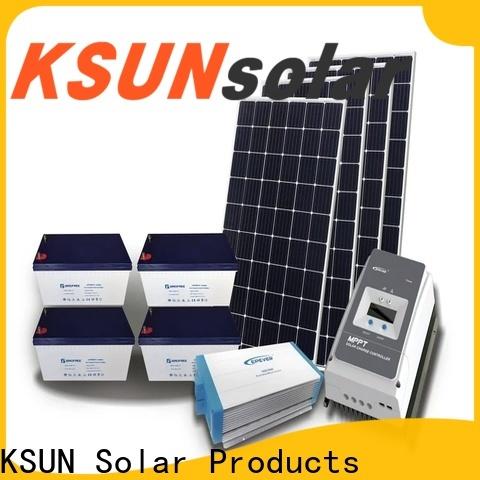 New hybrid solar system price for Energy saving