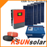 KSUNSOLAR off grid solar systems for sale factory For photovoltaic power generation