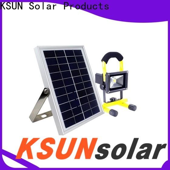 High-quality solar panel flood lights for business for Energy saving