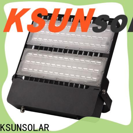 KSUNSOLAR brightest solar flood lights outdoor for business for Environmental protection