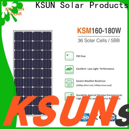 KSUNSOLAR home solar panel systems Suppliers for powered by