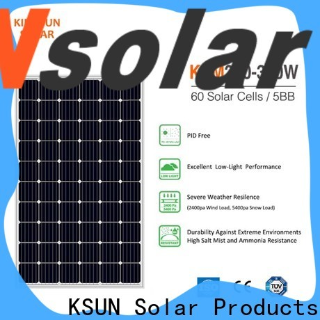 Wholesale mono silicon solar panels company for Power generation