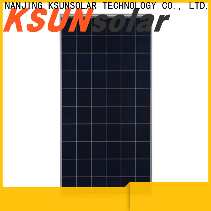 Best polycrystalline silicon solar panels manufacturers for Power generation