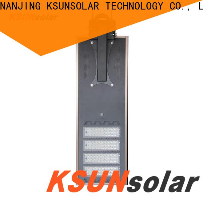 KSUNSOLAR New solar powered led lights manufacturers for Energy saving