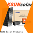 KSUNSOLAR Wholesale solar energy equipment manufacturers company for Power generation
