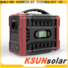 KSUNSOLAR rechargeable portable power supply Supply for Power generation