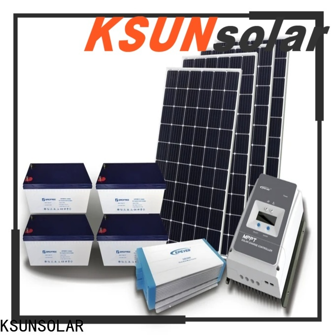 Latest best off grid power systems Suppliers for Energy saving