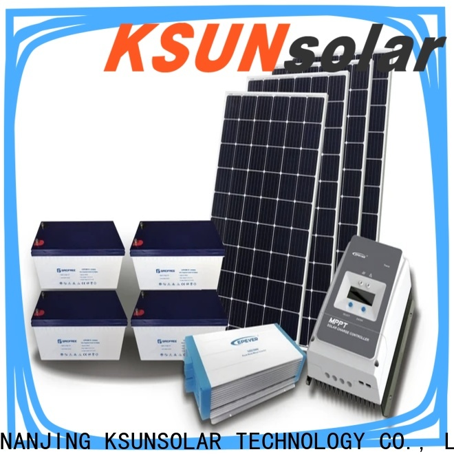 Custom solar power systems prices company for Energy saving