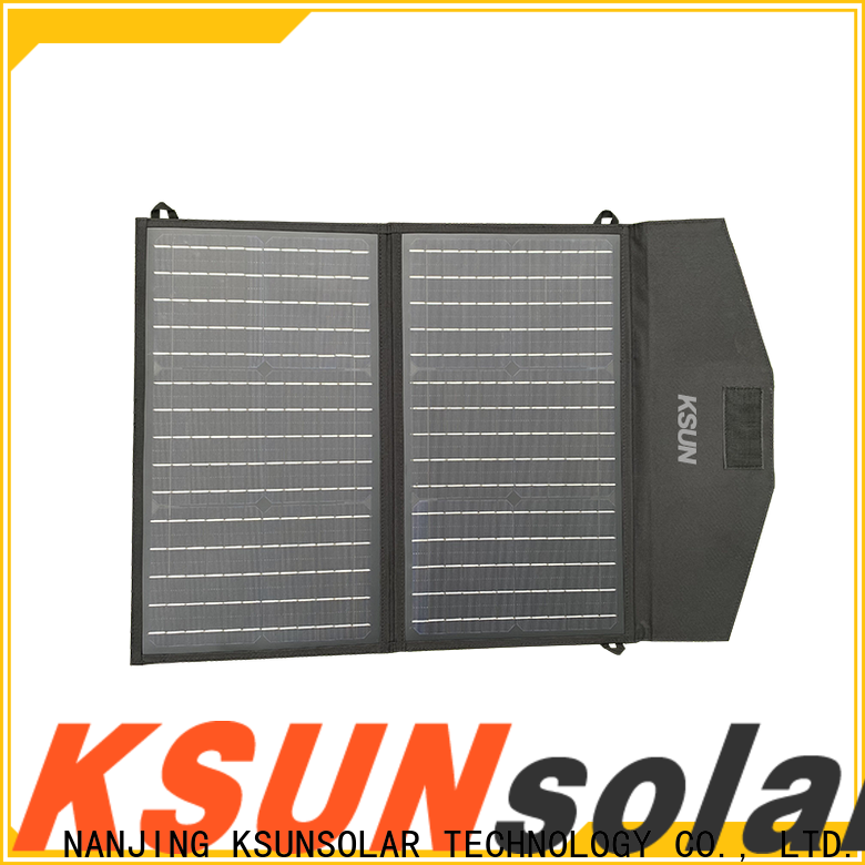 Latest foldable solar panel manufacturers for business For photovoltaic power generation