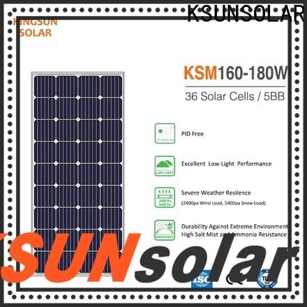 Best mono solar panels factory for Power generation