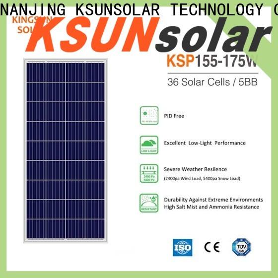 KSUNSOLAR solar system solar panels for business For photovoltaic power generation