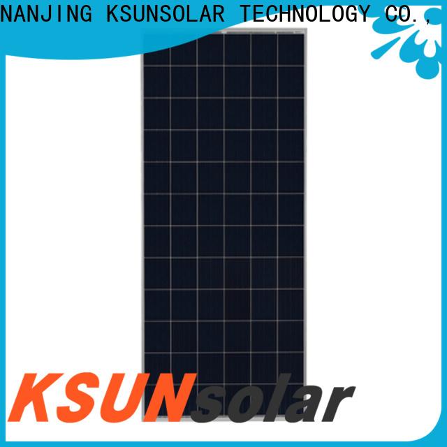 KSUNSOLAR Best chinese solar panels For photovoltaic power generation
