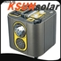 KSUNSOLAR Latest portable power station with solar factory for Environmental protection