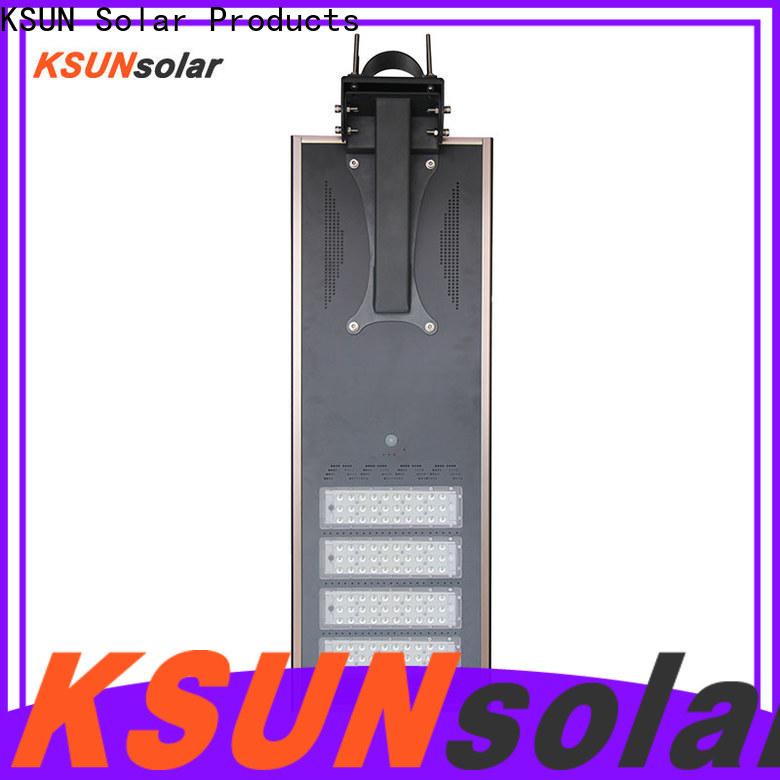 KSUNSOLAR solar powered led lights company For photovoltaic power generation