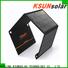 KSUNSOLAR Best portable foldable solar panels manufacturers For photovoltaic power generation