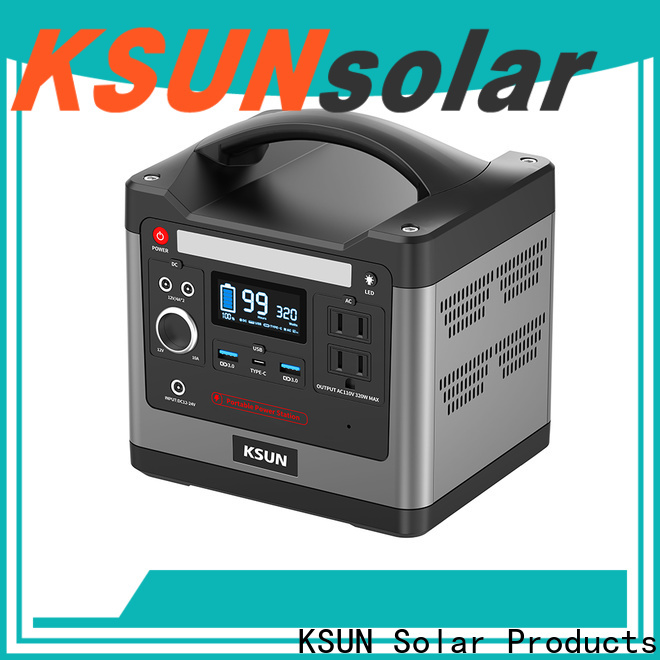 KSUNSOLAR High-quality best solar equipment factory for Environmental protection