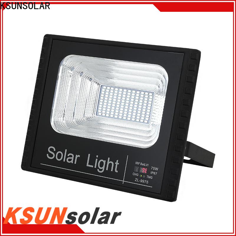 KSUNSOLAR solar energy led lights manufacturers For photovoltaic power generation