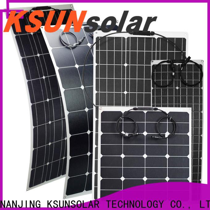 Top flexible solar panel company for Energy saving
