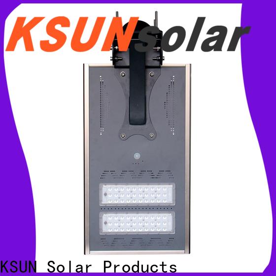 KSUNSOLAR Wholesale solar street light manufacturer for Energy saving